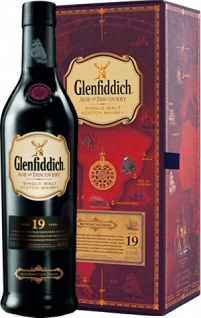 Glenfiddich 19 Jahre Age of Discovery Red Wine Cask 0.7 L