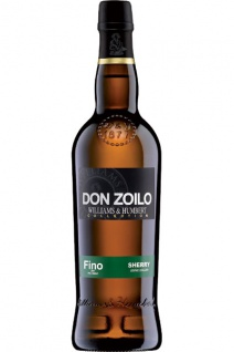 Don Zoilo Williams & Humbert Collection 0.75 L Fino Dry Palomino Sherry