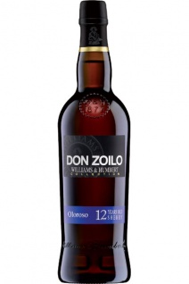 Don Zoilo Williams & Humbert Collection 0.75 L Oloroso Sherry 12 Jahre