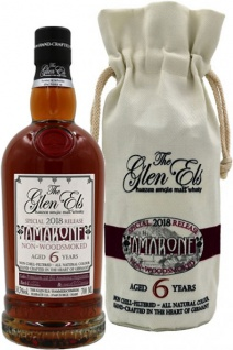 Glen Els 6 Jahre Amarone 2018 Special Release 0.7 L non woodsmoked Whisky