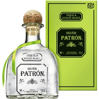 Patron Silver Tequila 0.7 L