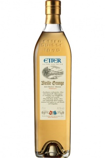 Etter Original Vieille Orange Eau de Vie 0.7 L
