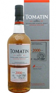 Tomatin 2000 German Exclusive 0.7 L Cask 3123
