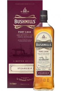 Bushmills The Steamship Collection #2 Whiskey 0.7 L Port Cask Reserve