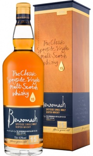Benromach 15 Jahre Whisky 0.7 L