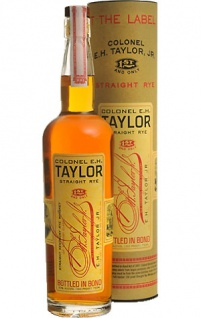 Colonel E H Taylor Straight Rye Whiskey 0.7 L Bottled in Bond