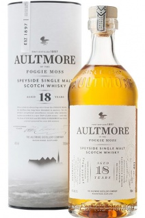 Aultmore 18 Jahre The Last Great Malts Whisky 0.7 L
