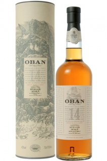 Oban 14 Jahre Classic Malts Whisky 0.7 L