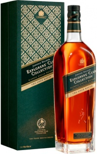 Johnnie Walker The Gold Route 1.0 L Explorer's Club Collection