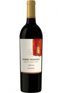 Robert Mondavi Private Selection Zinfandel 0.75 L 2014 Weißwein trocken