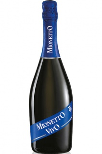 Mionetto Vivo Blu Extra Dry Spumante 0.75 L Vivo Cillection