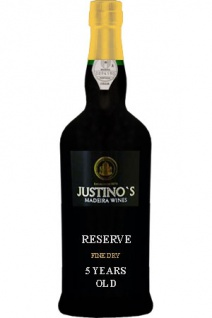 Justino's Henriques Reserve 5 Jahre Fine Dry Madeira 0.75 L