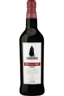 Sandeman Medium Dry Sherry 0.75 L