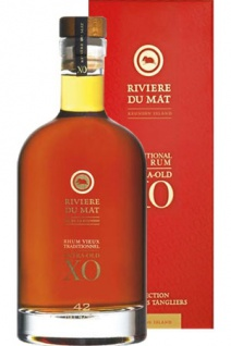 Riviere du Mat Extra Old XO Rhum Vieux Traditionnel 0.7 L