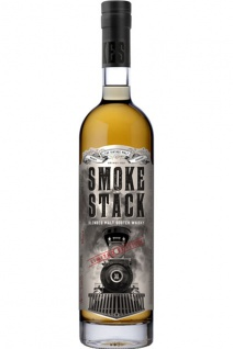 Smoke Stack The Vintage Malt Whisky Company Blended Malt Scotch 0.7 L Limited Edition Heavily Peated Batch 001/2017