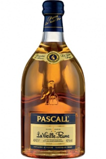 Pascall La Vieille Prune Pflaumenbrand 0.7 L