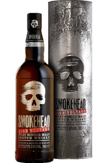 Smokehead High Voltage 58.0 % vol Whisky 0.7 L