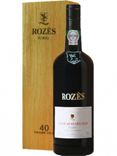 Rozes Over 40 Years Old Portwein 0.75 L