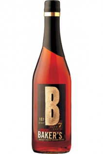 Baker's Small Batch Bourbon Whiskey 0.7 L - Vorschau