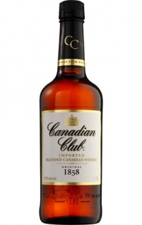 Canadian Club Whisky 1.0 L