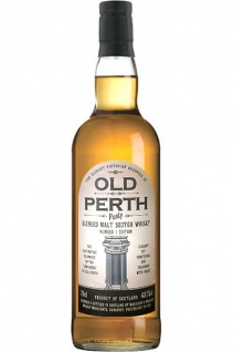 Old Perth Blended Malt Scotch Whisky Peaty Number 4 Edition 0.7 L