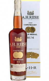 A H Riise Family Gold Medal 1888 Rum 0.7 L