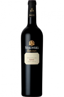 Simonsig 2017 Pinotage Reserve Redhill Rotwein 0.75 L