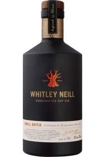 Whitley Neill Handcrafted Dry Gin 0.7 L