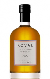 Koval Millet Whiskey 0.5 L Single Barrel N° 300 - Vorschau