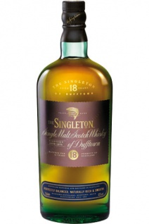 The Singleton of Dufftown 18 Jahre Whisky 0.7 L