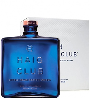Haig Club Single Grain Scotch Whisky 1.0 L