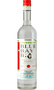 Blue Bay B Bambous Plantation White Rum 0.7 L