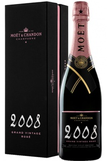 Moet & Chandon Grand Vintage 0.75 L Rosé Brut 2012