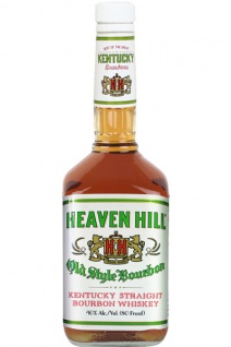 Heaven Hill Old Style Bourbon Whiskey 1.0 L