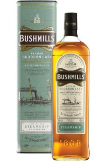 Bushmills The Steamship Collection #3 Whiskey 1.0 L Char Bourbon Cask Reserve