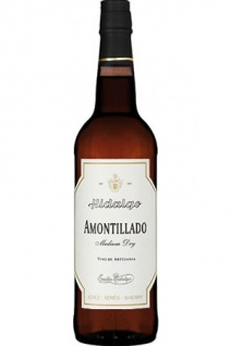 Emilio Hidalgo Amontillado Medium Dry Sherry 0.75 L