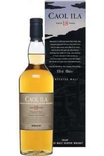Caol Ila 18 Jahre Special Release 2017 Unpeated Malt Whisky 0.7 L
