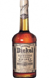 George Dickel No 12 Tennessee Whisky 1.0 L
