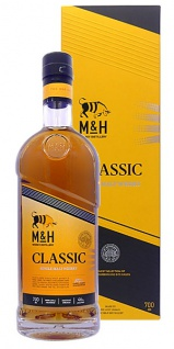 M & H Classic Single Malt 0.7 L.