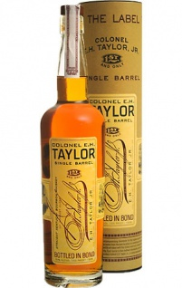 Colonel E H Taylor Single Barrel Straight Bourbon Whisky 0.7 L Bottled in Bond