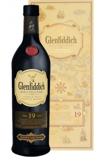 Glenfiddich 19 Jahre Age of Discovery Madeira Cask 0.7 L