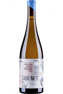 Fio Cabi sehr Nett Riesling 2017 0.75 L