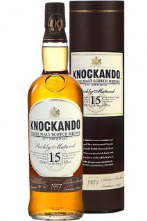 Knockando 15 Jahre 1997 Richly Matured Whisky 0.7 L