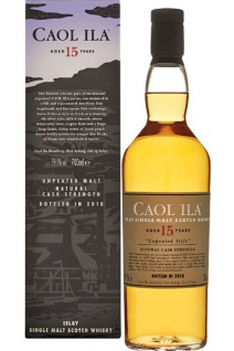 Caol Ila 15 Jahre Special Release 2018 Unpeated Style Whisky 0.7 L