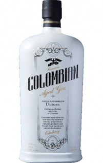 Dictador Ortodoxy Colombian Aged Gin 0.7 L