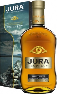 Isle of Jura Prophecy heavily peated Whisky 0.7 L