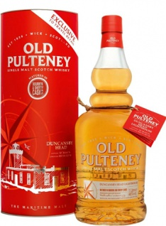 Old Pulteney Duncansby Head Lighthouse Whisky 1.0 L
