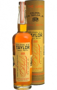 Colonel E H Taylor Small Batch Straight Bourbon Whiskey 0.7 L Bottled in Bond
