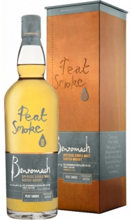 Benromach 2008 Peat Smoke 47 ppm Whisky 0.7 L