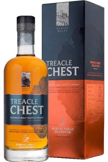 Wemyss Family Collection Treacle Chest 0.7 L Blended Malt Whisky Batch 2017/02